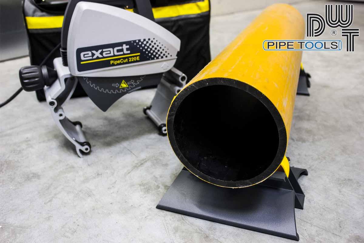 Top Kunststoffrohre schneiden | Exact Rohrsägen PV53