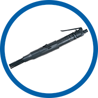 Druckluft Nadelentroster 125-EU