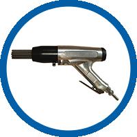 Druckluft Nadelentroster Serie SN