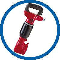 Schwerer Drucklufthammer DW08 V