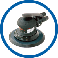 Druckluft Exzenterschleifer Typ 4151-HL