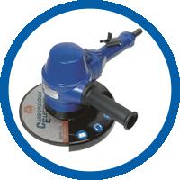 Druckluft Vertikalschleifer Typ PBU 230E-80X