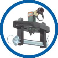 Hydraulischer Flanschspreizer Typ ST310