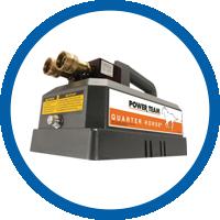 Batterie Hydraulikpumpe