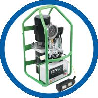 Elektrische Hydraulikpumpe PE39