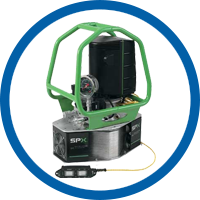 Elektrische Hydraulikpumpe PE45