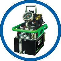 Pneumatische Hydraulikpumpe RWP55-BS