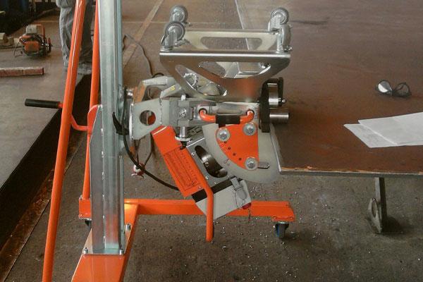 Anwendung Kantenfräsmaschine UZ15