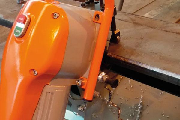 Anwendung Kantenfräsmaschine