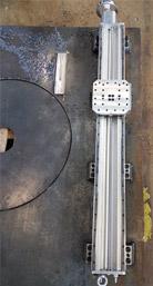 Montage Tragbare Fräsmaschine Schritt 1