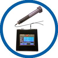 Schraubendehnung Ultraschall Messgerät Delta Sigma