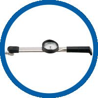 Drehmomentschlüssel mit Schleppzeiger Serie CDB-S