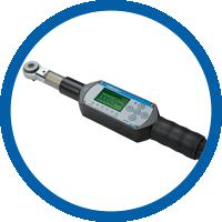 Elektronischer Drehmoment-/Drehwinkelschlüssel