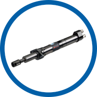 Druckluft Einbauschrauber Serie QA6