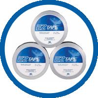 Aluminiumklebeband Typ EZ-Tape