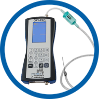 Restsauerstoffmessgerät OXY-Pro