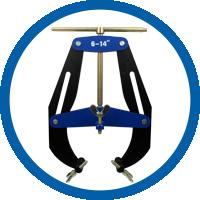 Rohrschnellspanner SS614