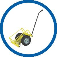 Rohrwagen/Rohrtransportwagen