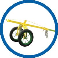 Rohrtransportwagen Grasshopper