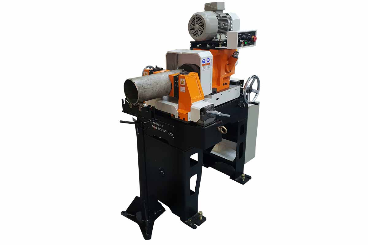 Manuelle Rohrendenbearbeitungsmaschine
