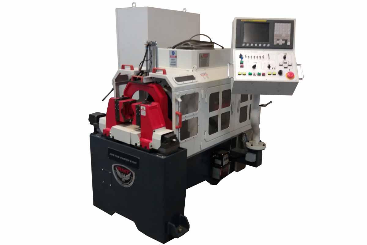 Programmierbare / CNC Rohrendenbearbeitungsmaschine