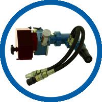 CPC Rohrtrennmaschine Hydraulik