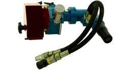 Rohrtrennmaschine Typ CPC - Hydraulik