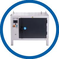 Elektroden Lagerungsöfen