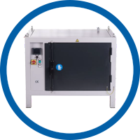 Elektroden Lagerungsofen Typ PWI-4MR