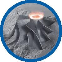 Stickstoff für selektives Laserschmelzen