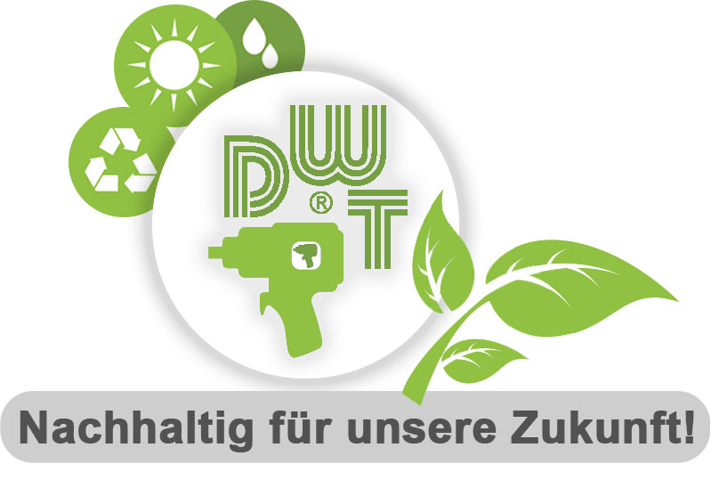 DWT Logo Nachhaltigkeit