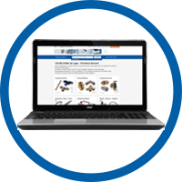 Online-Shop für Druckluftzubehör